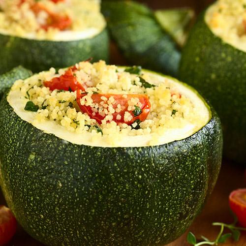 Cous cous verdure, feta e zeste di limone: Ricetta