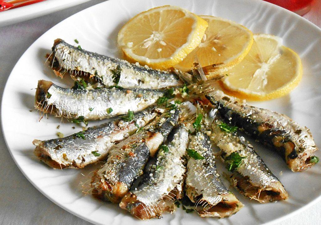 Sardine al prezzemolo e limone: Ricetta facile e veloce