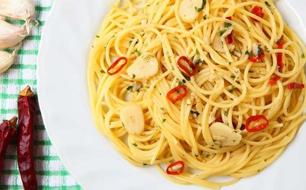 Spaghetti aglio olio e peperoncino: Ricetta