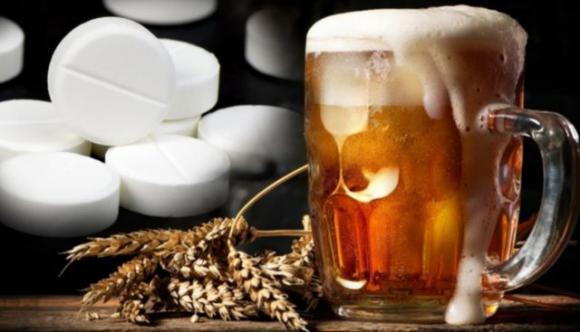 Birra e alcol riducono il dolore più del paracetamolo