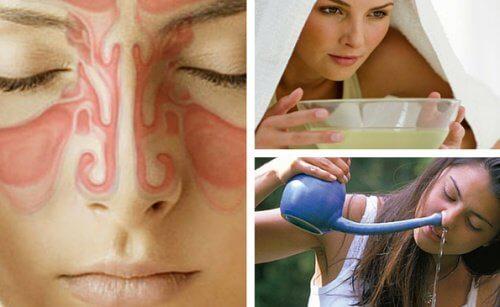 Hai la sinusite? 9 rimedi naturali e tanti consigli per aiutarti a combatterla