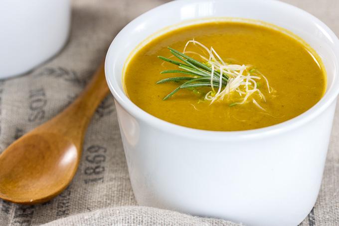 Crema di lenticchie e carote. Ricetta per far fronte ai malanni di stagione