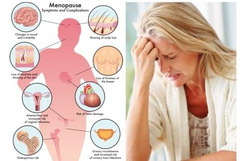 Menopausa: 8 sintomi per riconoscerla e come trattarla in modo naturale