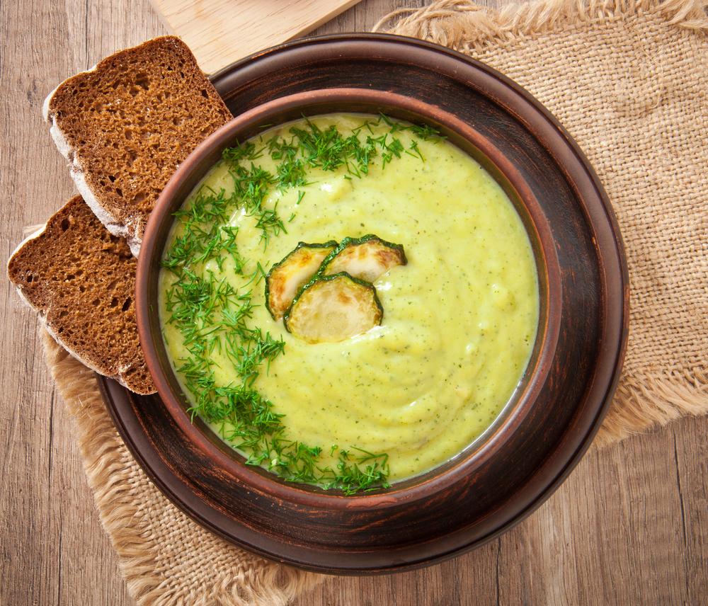 Cremosa di zucchine: Ricetta buonissima e gustosa con solo 140 Kcal