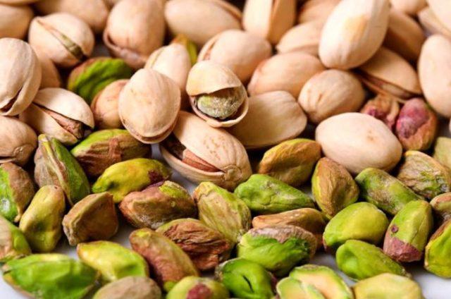 frutta secca pistacchi