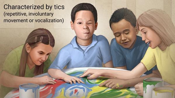 Sindrome di Tourette e tic: Quali sono i sintomi, le cause e come si curano