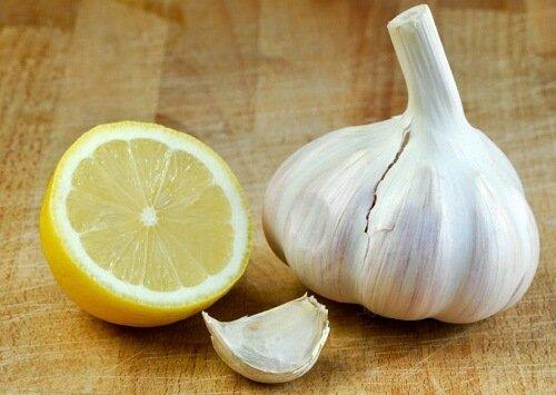 lupus aglio e limone