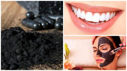 Carbone vegetale: 11 usi per la salute e bellezza che non conoscevi