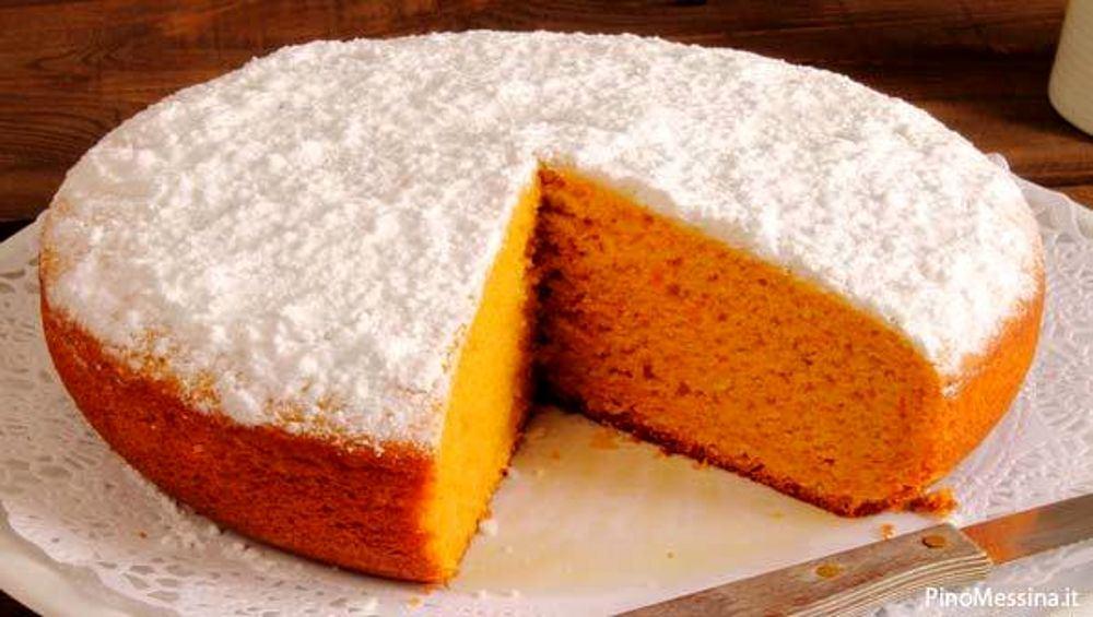 Torta di carote Light: La ricetta di sole 280 Kcal!