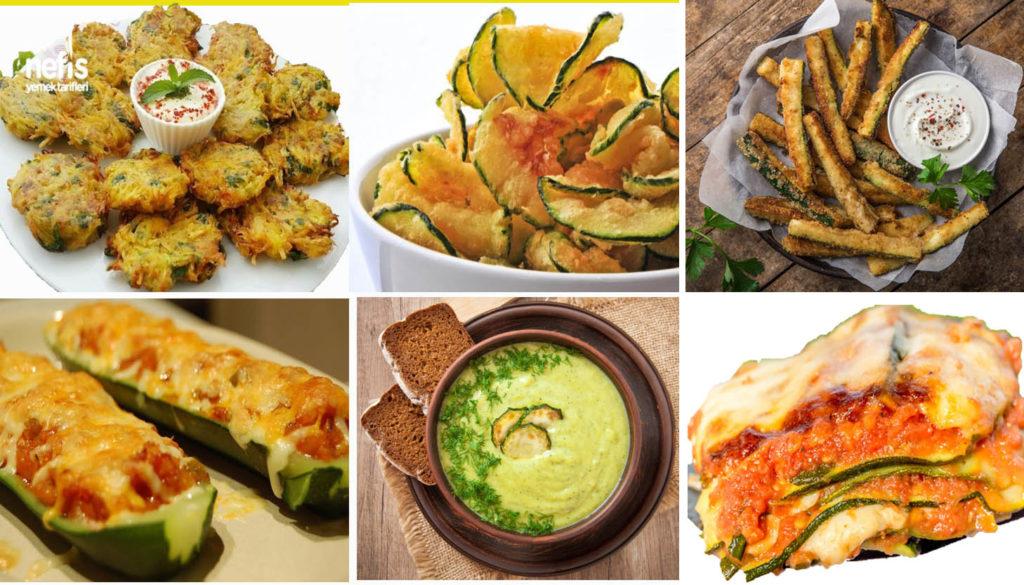 Zucchine Ricette Light: 10 Secondi piatti facili e veloci da preparare!
