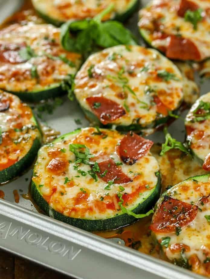 Pizzette di zucchine: La ricetta light di sole 140 Kcal!
