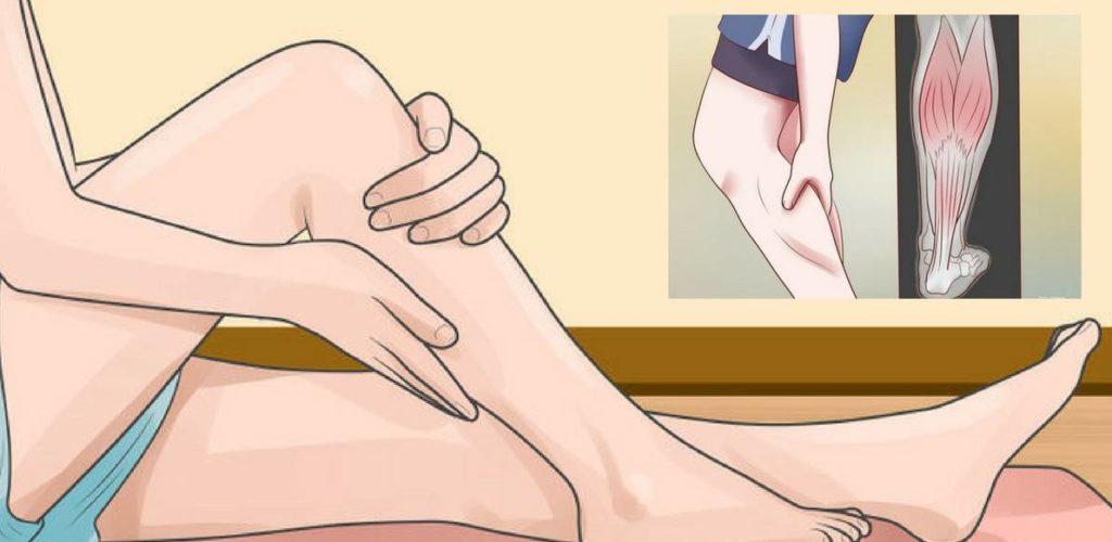 Crampi alle gambe: Perché? Bisogna preoccuparsi? Ecco cosa devi fare!