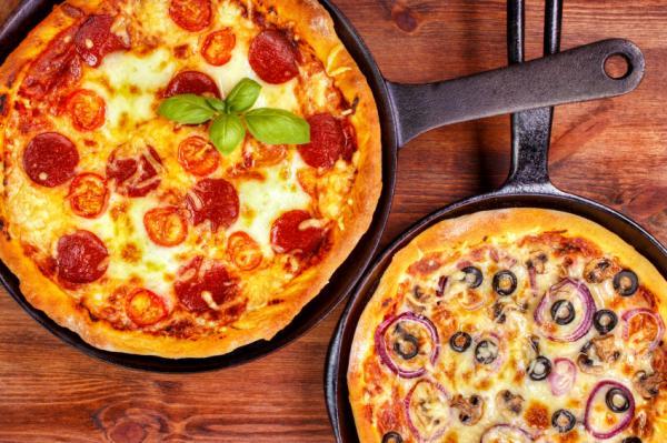 Pizza in padella Light: La ricetta veloce di sole 400 Kcal!