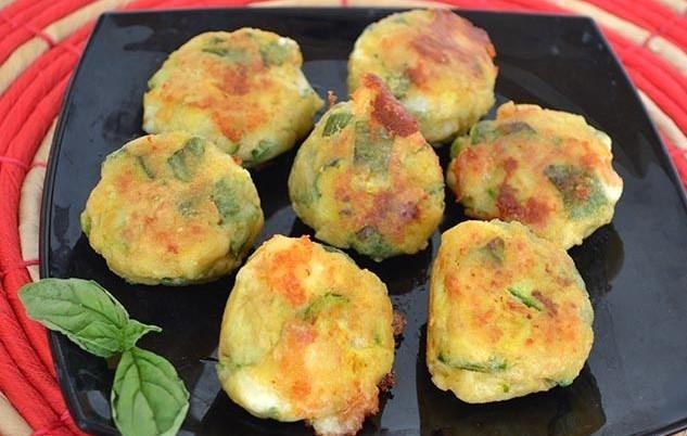 Polpette di zucchine: Una ricetta light di sole 190 Kcal!