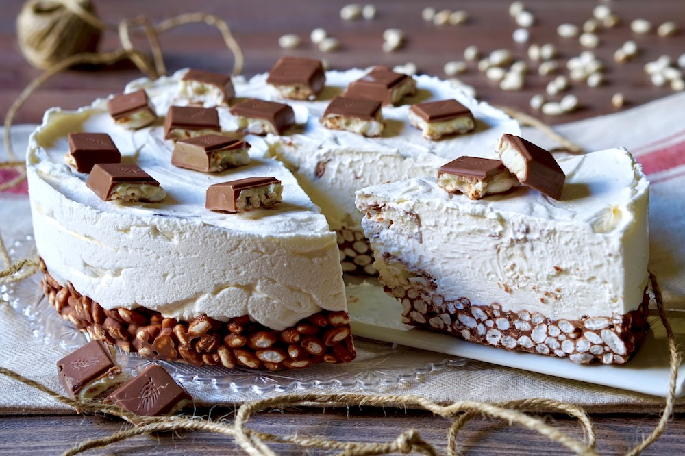 Torta Kinder Cereali: La ricetta light di sole 210 Kcal!