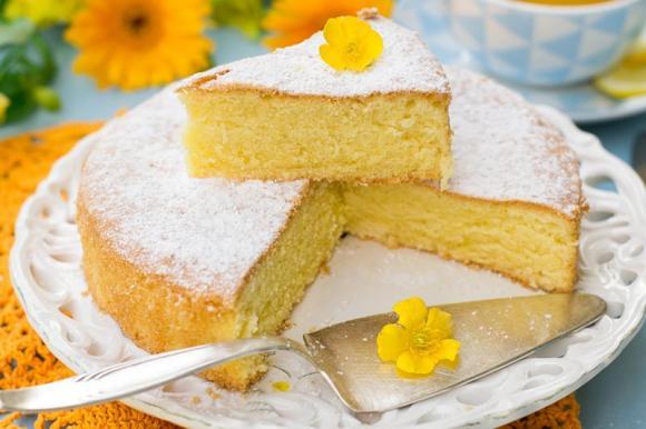 Torta Margherita: la ricetta light di sole 270 Kcal da gustare a dieta!