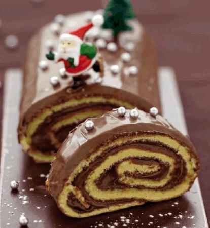Tronchetto di Natale: la ricetta light di sole 220 Kcal!