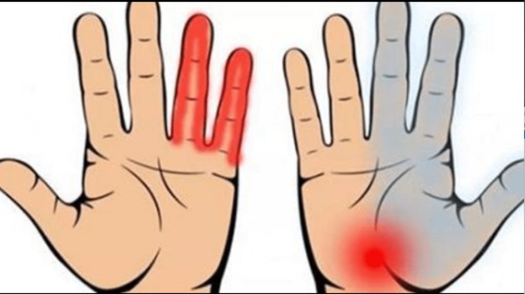 Formicolio alle mani e piedi? Ecco cosa sta succedendo al tuo corpo!