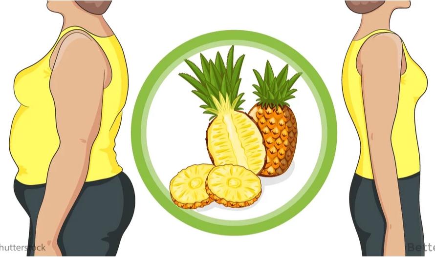 La dieta dell'ananas per perdere peso velocemente in 3 giorni!
