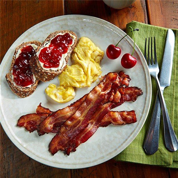 Il bacon è salato più dell'acqua del mare, ecco lo studio