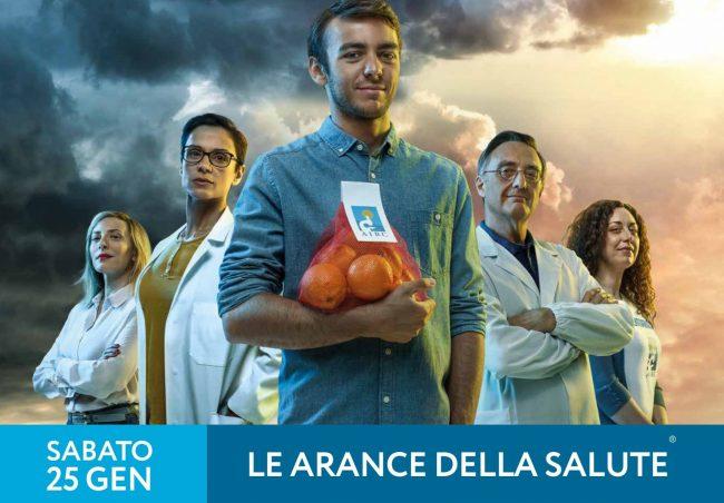 """Le """"Arance della salute"""" Airc sabato 25 gennaio in tremila piazze: raccolta fondi"""