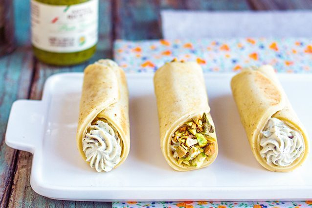 Antipasti veloci: Cannoli salati