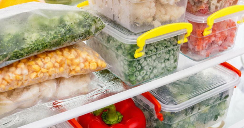 11 alimenti che non avresti mai pensato di congelare