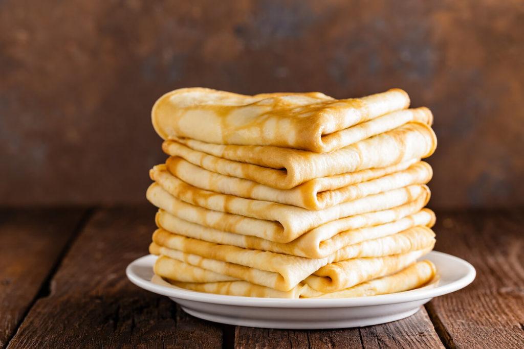 Crepes dolci: La ricetta perfetta e light di 210 Kcal!