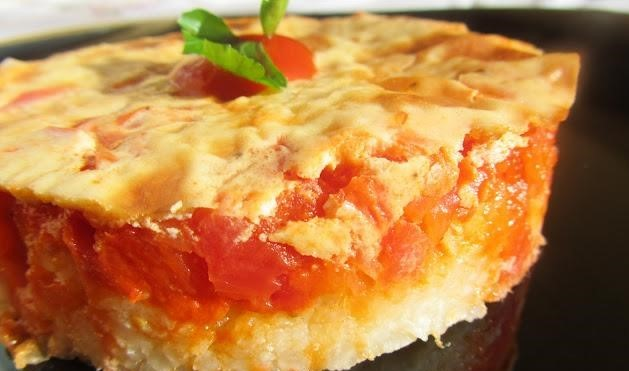 Riso al forno gratinato: La ricetta di 360 Kcal a persona!