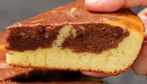 Torta in padella: la ricetta light di 250 Kcal facile e veloce!