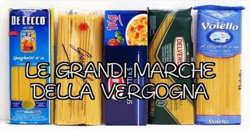 Pasta con grano italiano al 100%. Ecco la lista delle marche!