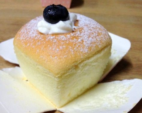Cotton cake: la cheesecake giapponese light (60 Kcal a porzione)!