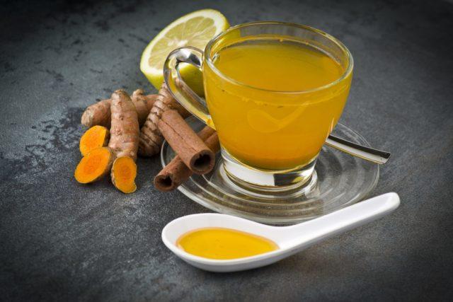 Tè alla curcuma