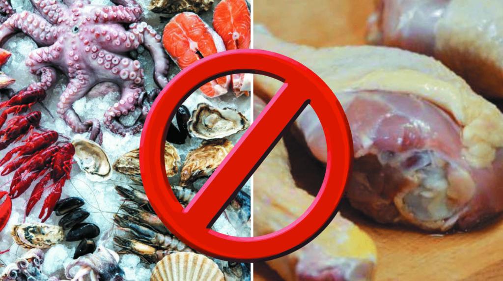 10 cibi pericolosi che non dovremmo mai comprare al supermercato