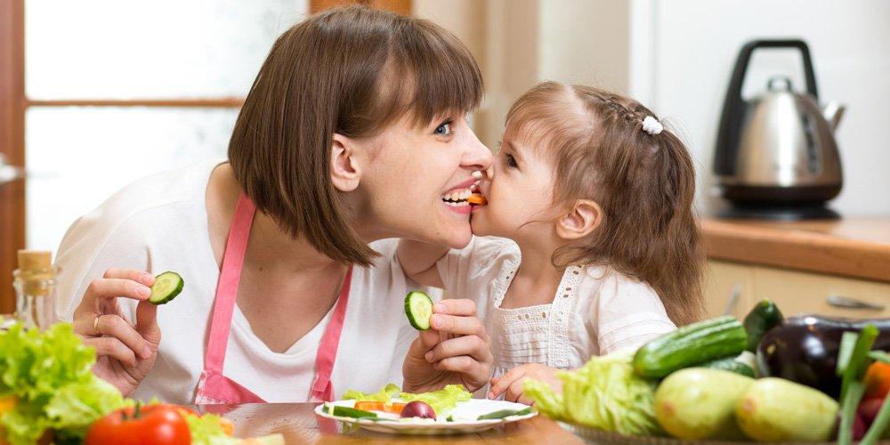 Dieta vegetariana nei bambini. Ecco tutti i consigli del pediatra!