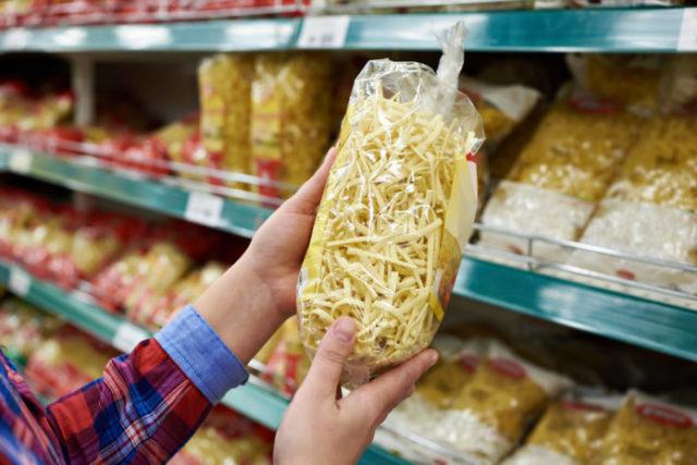 La lista della pasta con grano italiano al 100% e quelle con grano estero