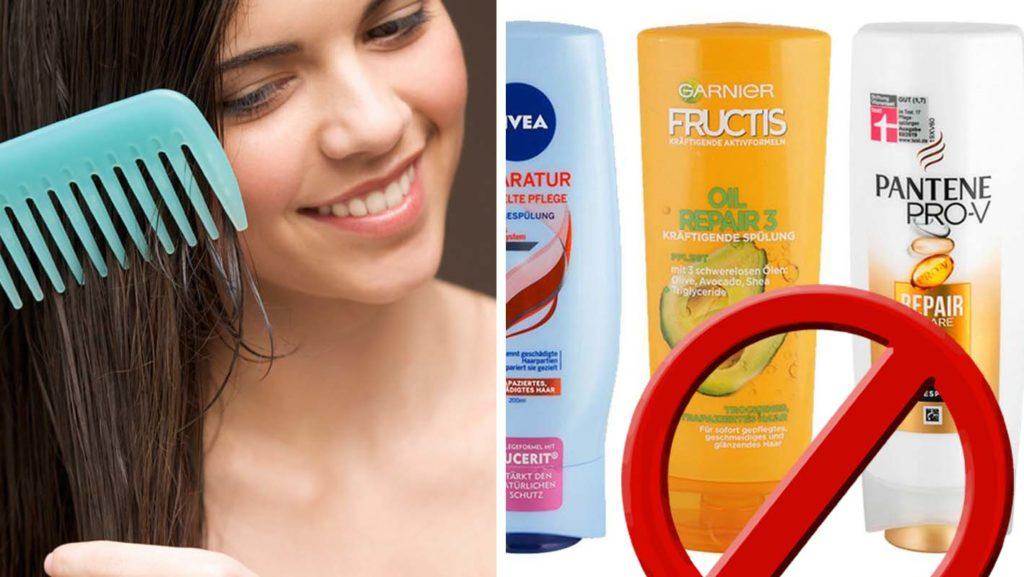 Balsamo per capelli pericolosi: la lista delle marche migliori e peggiori