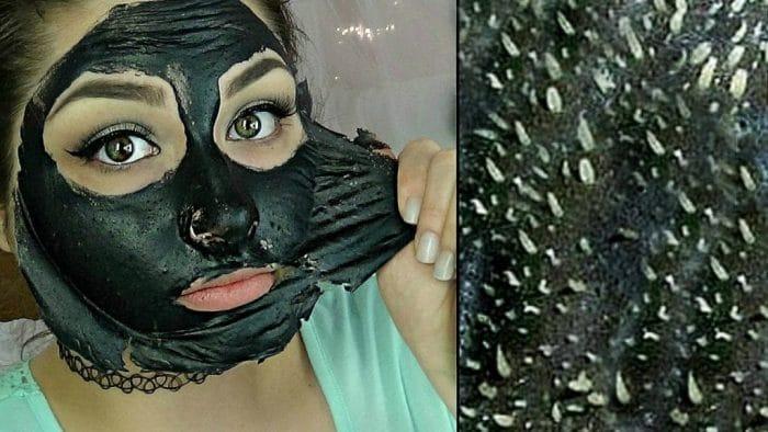 Come eliminare i punti neri dal viso con la black mask. Ecco la ricetta!