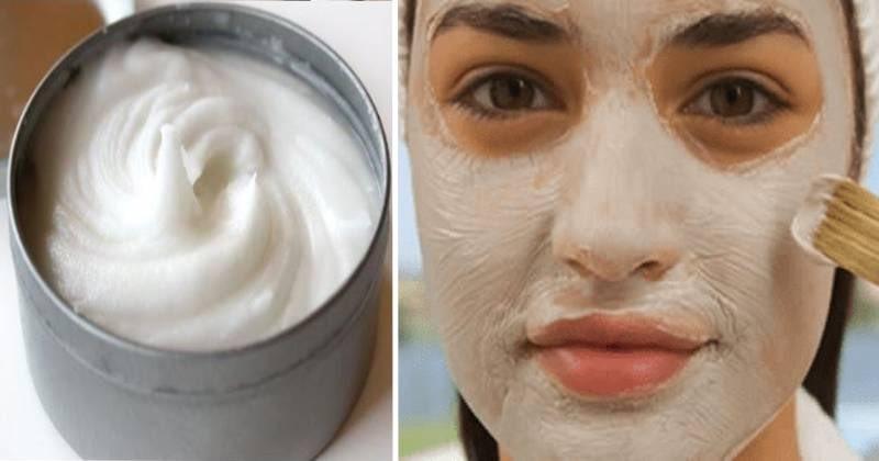 Ecco come preparare la crema per eliminare le rughe e macchie del viso