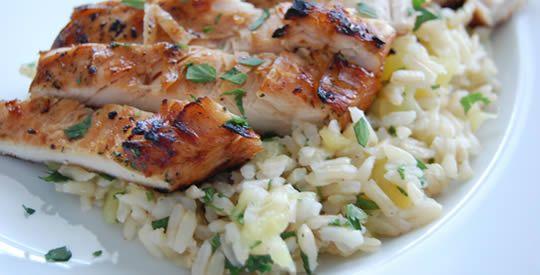 La Dieta del pollo e del riso per perdere velocemente 5 chili senza fatica!