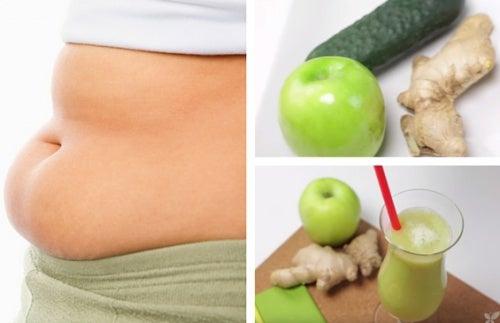 La Dieta dello zenzero: puoi perdere fino a 3 kg in 10 giorni!