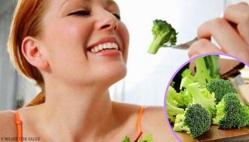 La Dieta di broccoli per sgonfiarti e dimagrire 2 kg in una settimana