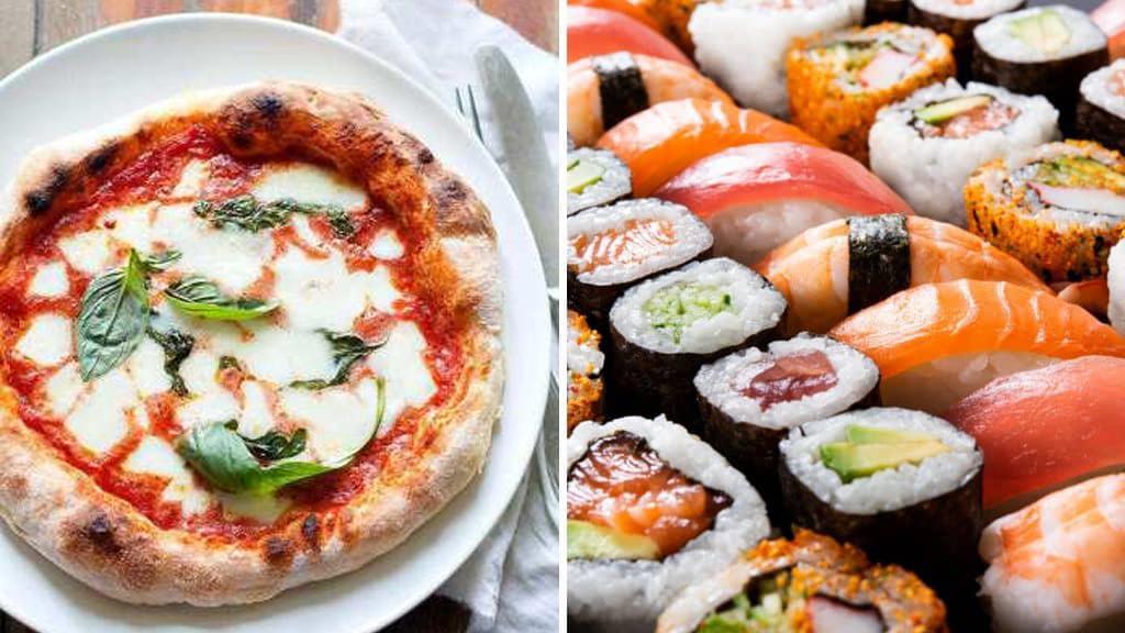 Preferisci la pizza o il sushi? La risposta rivela la tua vera personalità!