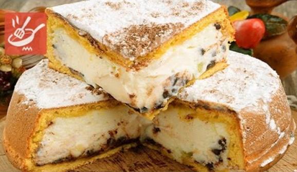 La torta di ricotta e cioccolato: buonissima, veloce e con meno calorie!