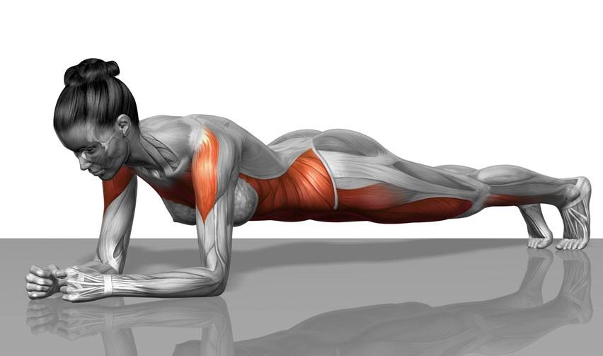 Bastano 5-10 minuti al giorno di questi esercizi per avere un corpo in forma e perfetto