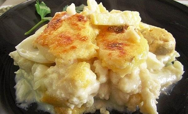 Cavolfiori con patate