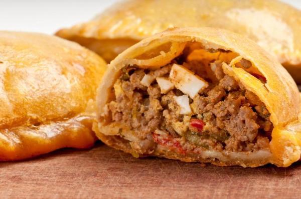 Empanadas di carne messicane