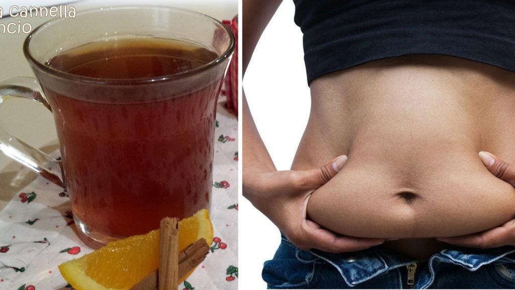 La tisana alla cannella che brucia il grasso e controlla gli zuccheri nel sangue!