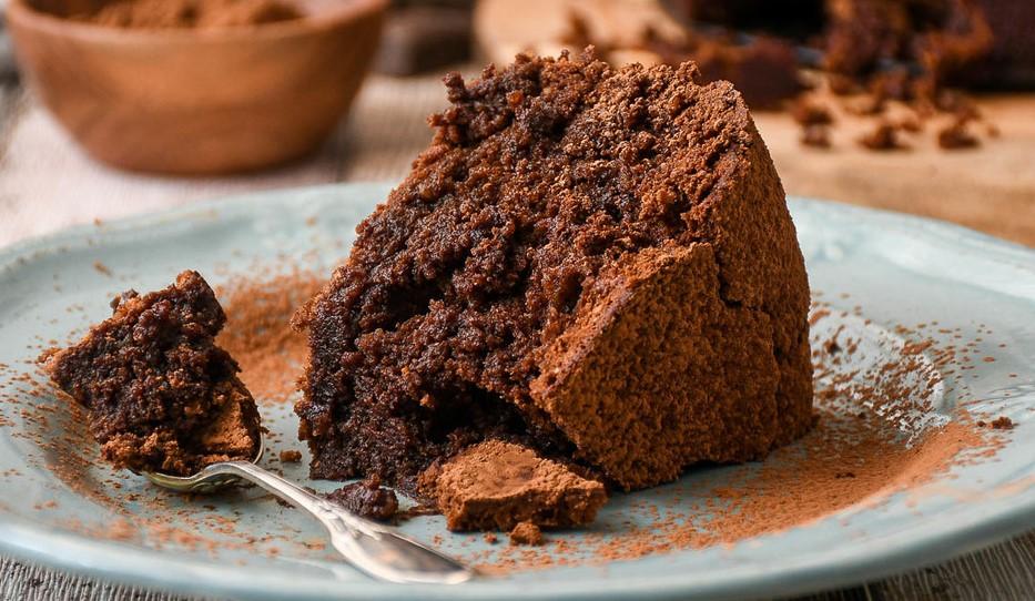 Torta al cioccolato senza farina: buonissima, veloce e con meno calorie