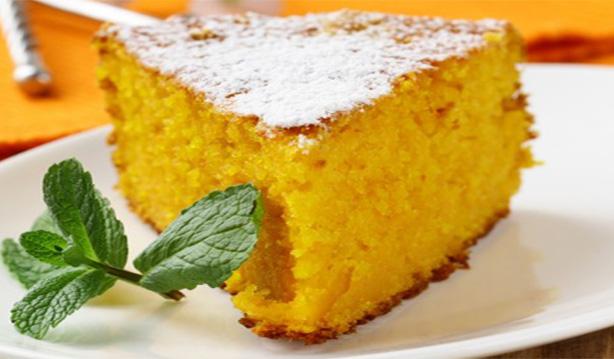 La torta di carote senza uova: buonissima, soffice e con soli 190 calorie!